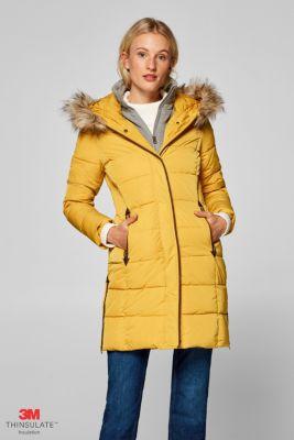 ca4d8f0f4f4 edc – Prošívaný kabát 2 v 1 s výplní 3M® Thinsulate v našem on-line ...