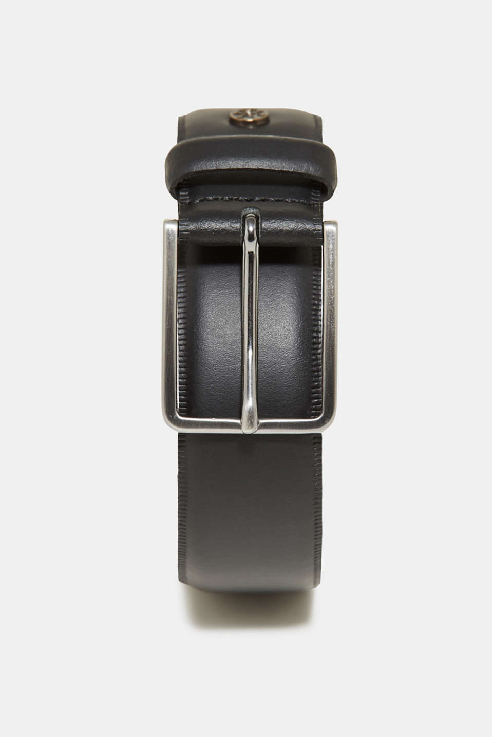 Esprit - Belt in a classic look, made of leather