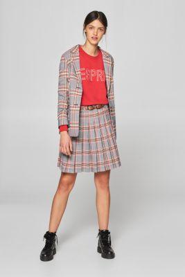 Esprit – Skládaná sukně se zdobným pasem v našem on-line shopu eb85ac0fbf