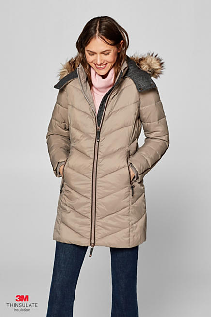 b51a469ebc Esprit down jackets & waistcoats for women at our Online Shop