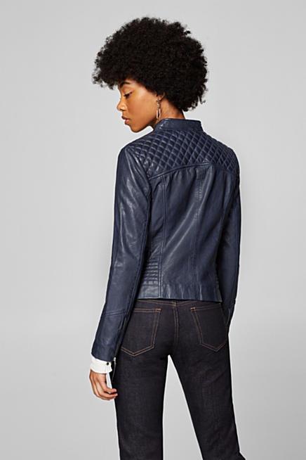7a58f69aebd9 Esprit  Lederjacken für Damen im Online Shop kaufen   ESPRIT