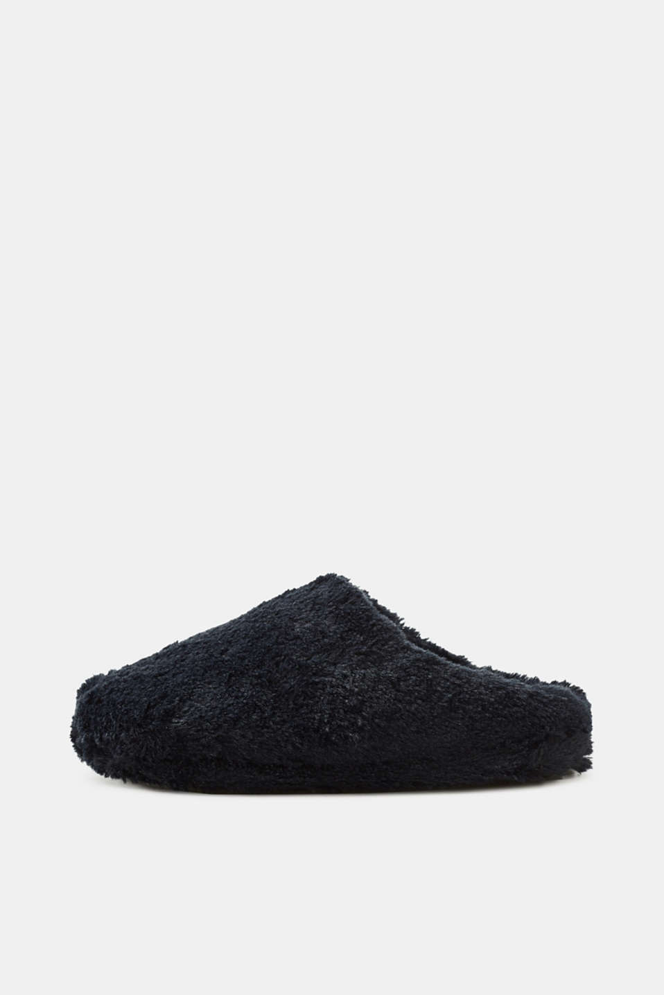 Esprit - Fake fur slippers