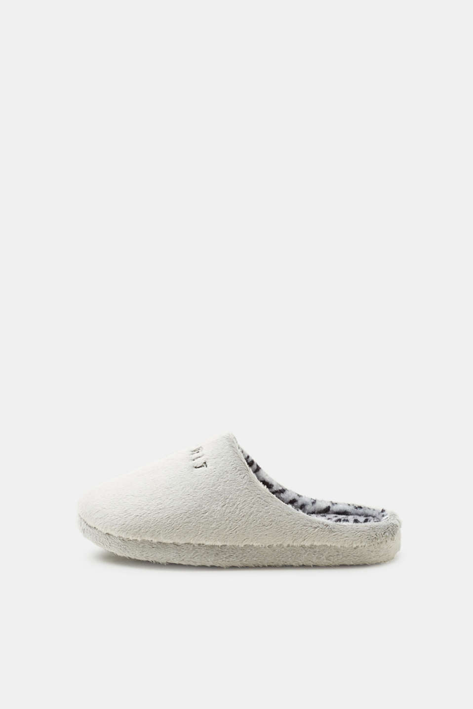 Esprit - Faux fur slippers
