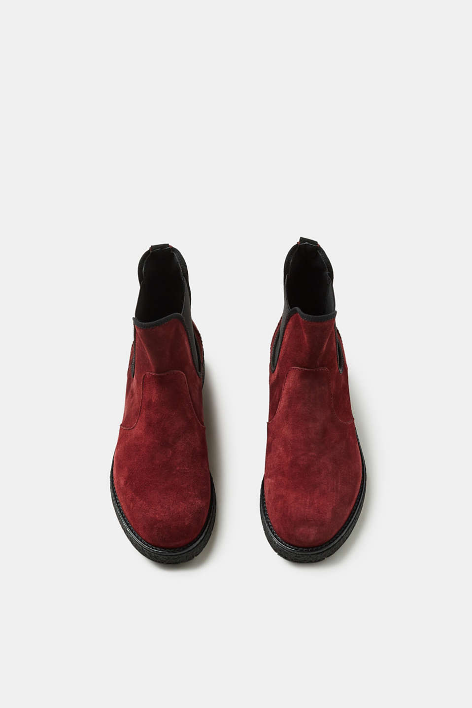 Chelsea boots with wedge sole