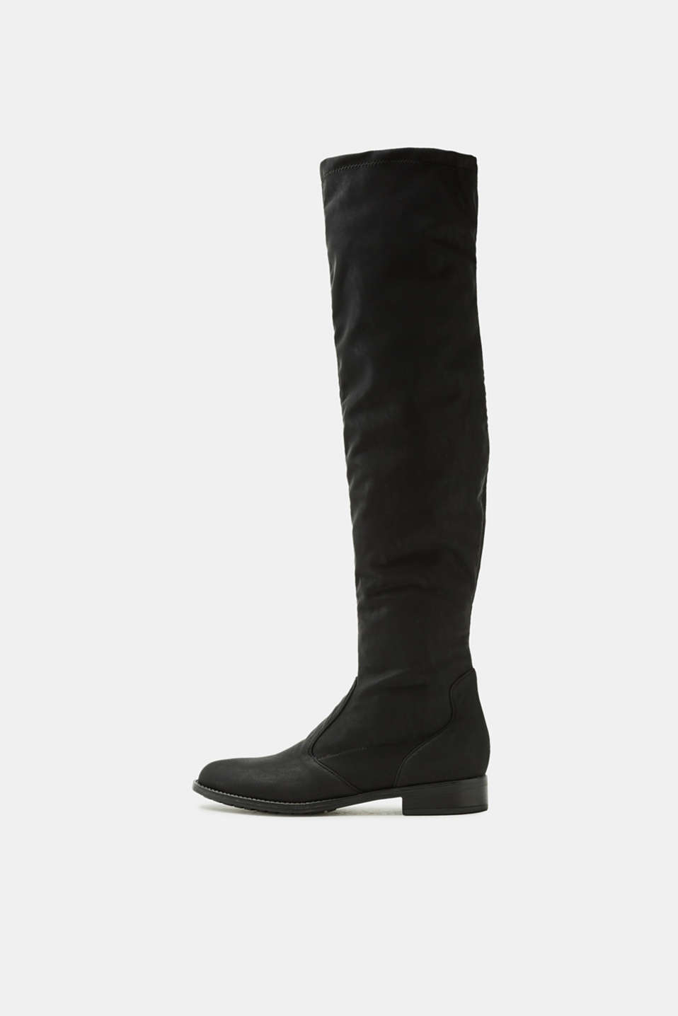 Esprit - Over-the-knee in faux leather