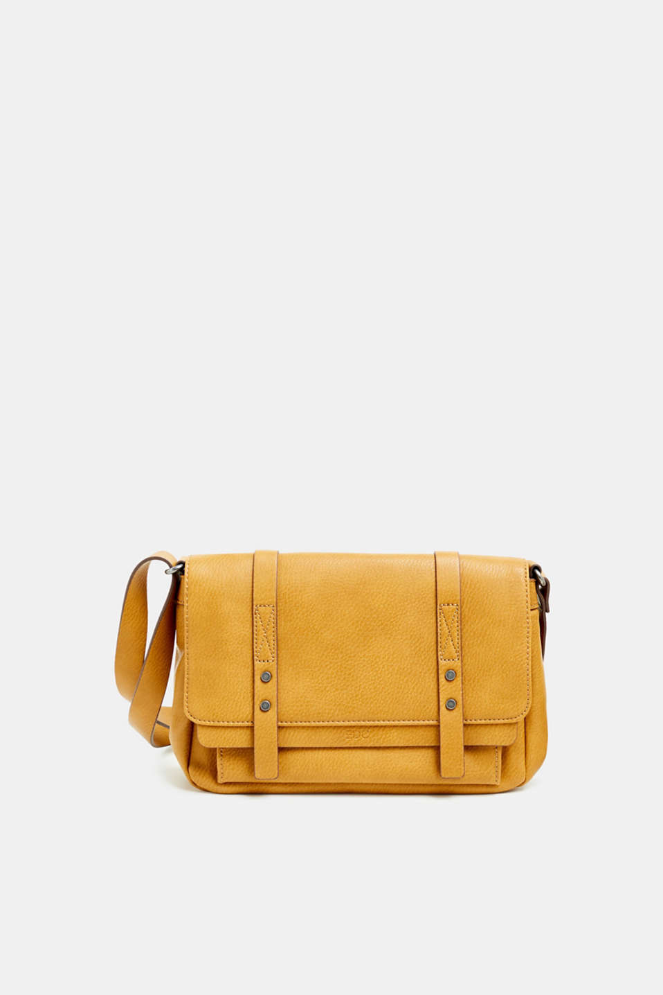 edc - Small faux leather shoulder bag
