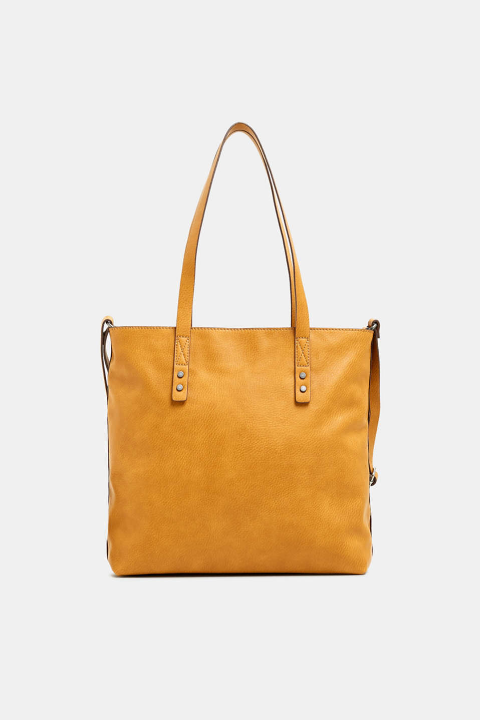 edc - Faux leather tote bag