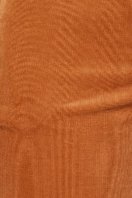 Stretch cord chinos, CARAMEL, detail