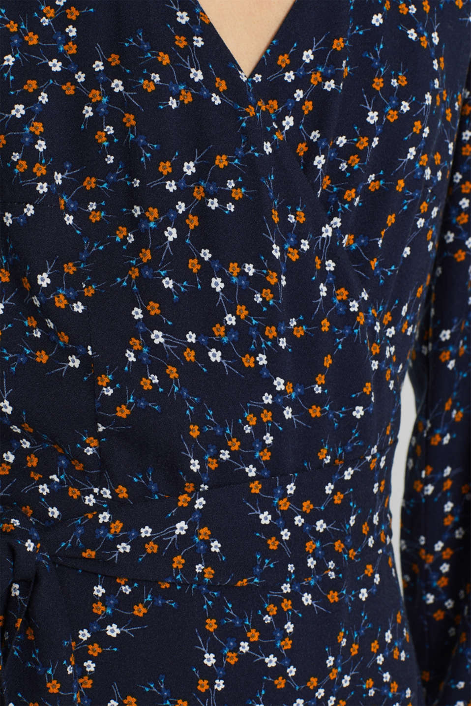 Dresses woven, NAVY, detail image number 4
