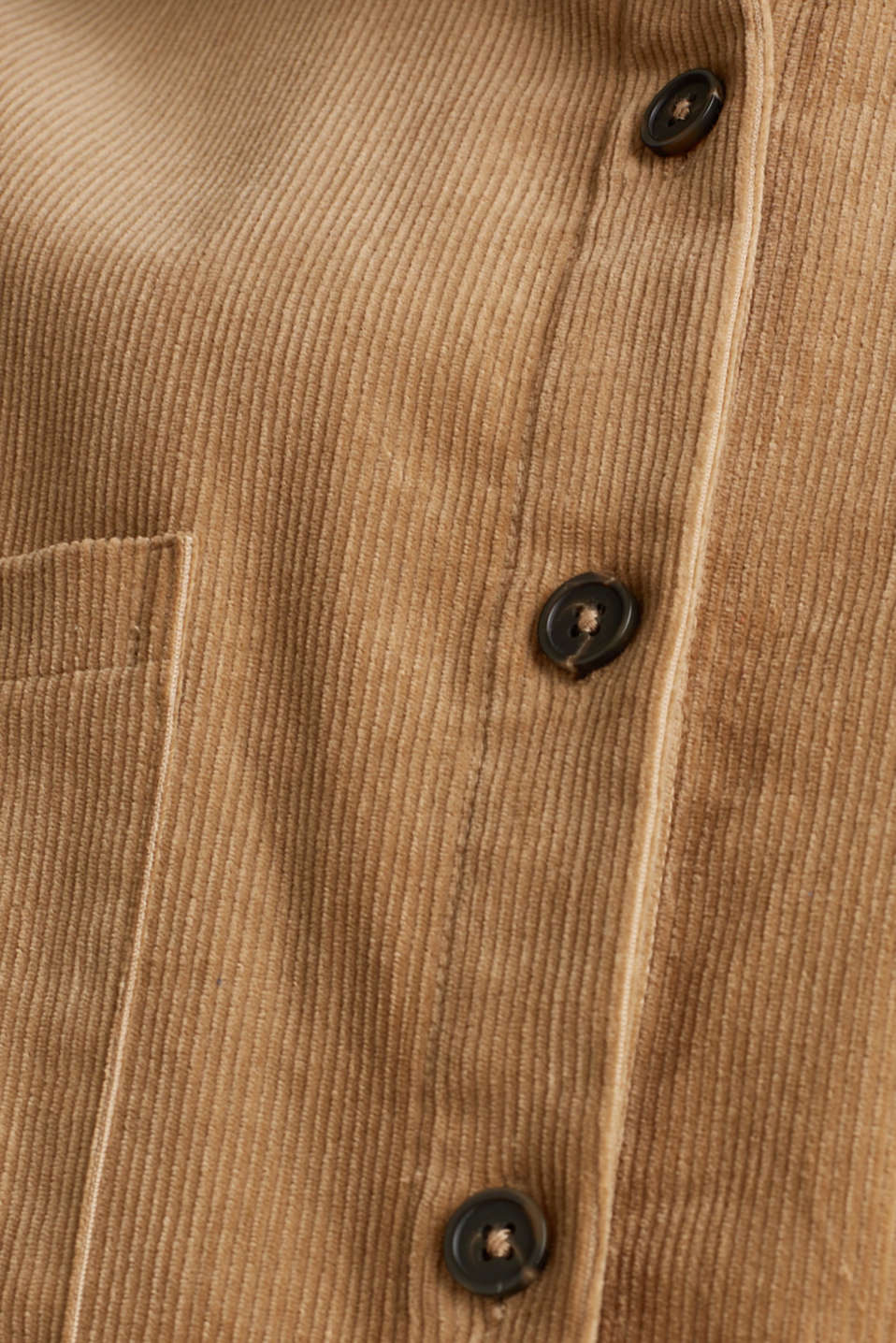 Blouses woven, CAMEL, detail image number 4
