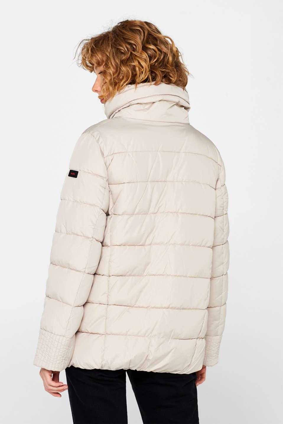 Jackets outdoor woven, LIGHT BEIGE, detail image number 3