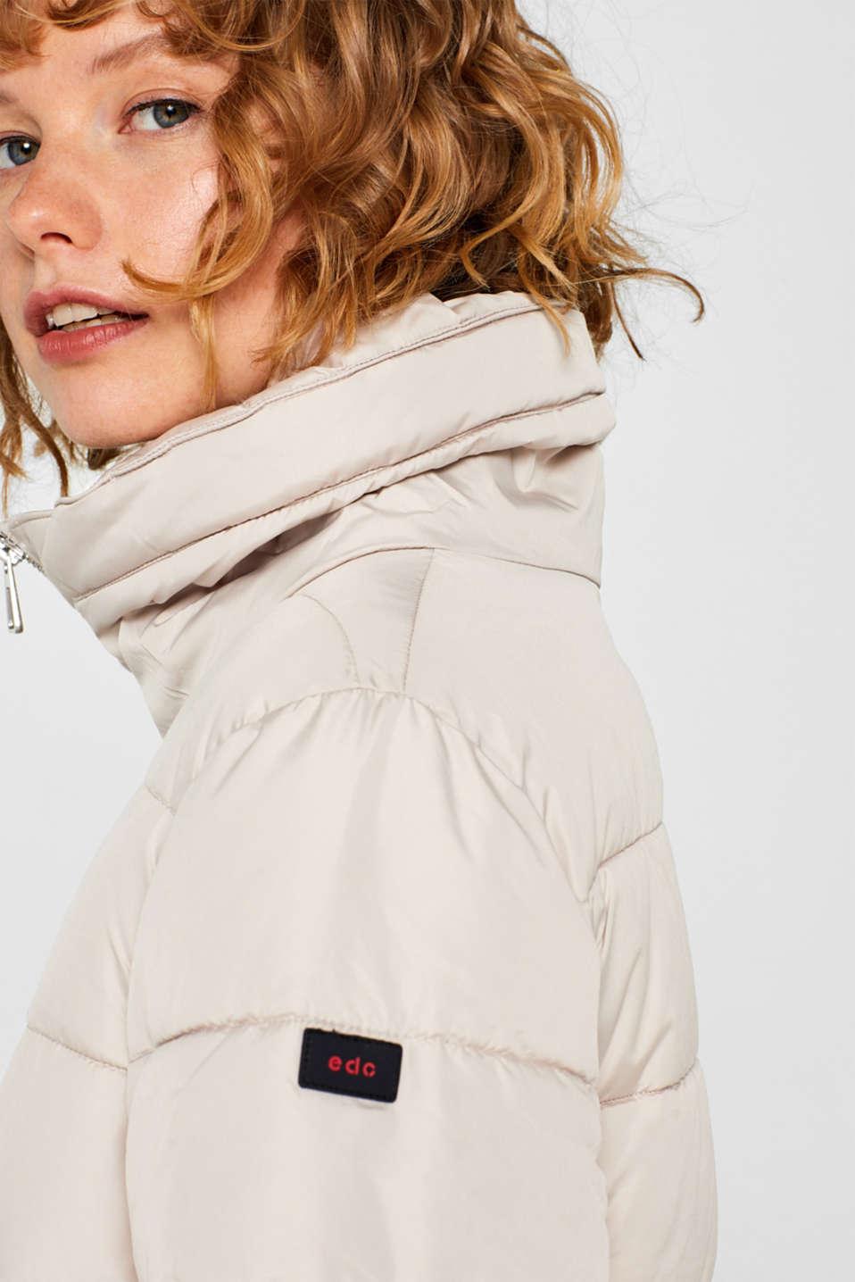 Jackets outdoor woven, LIGHT BEIGE, detail image number 2