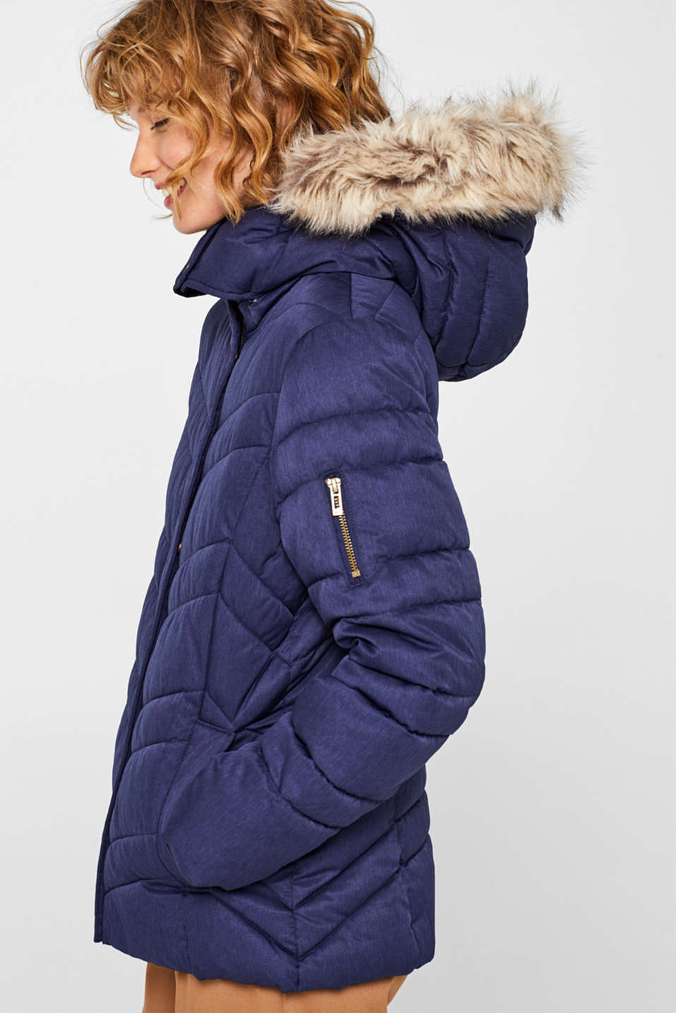 Quilted jacket with 3M™ Thinsulate™ technology, INK 5, detail image number 5