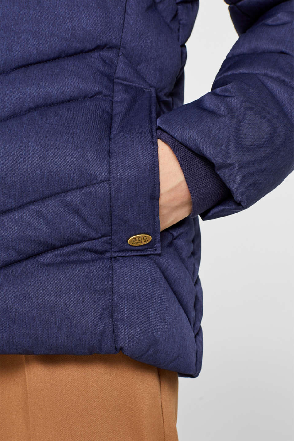 Quilted jacket with 3M™ Thinsulate™ technology, INK 5, detail image number 6