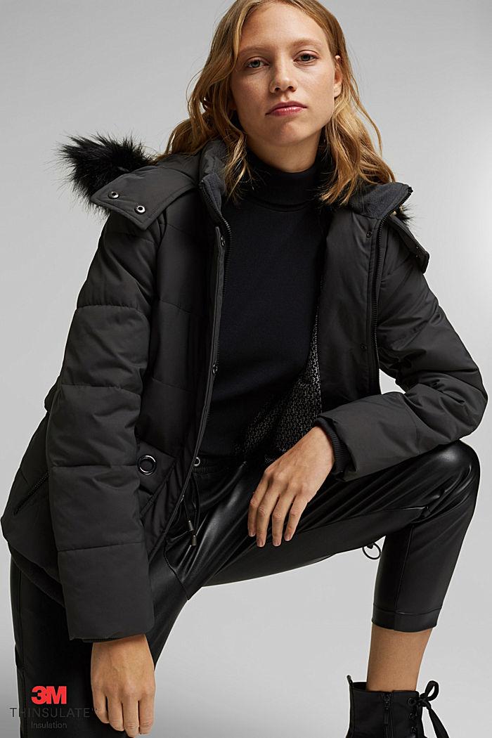 Jacket with 3M™ Thinsulate™ padding