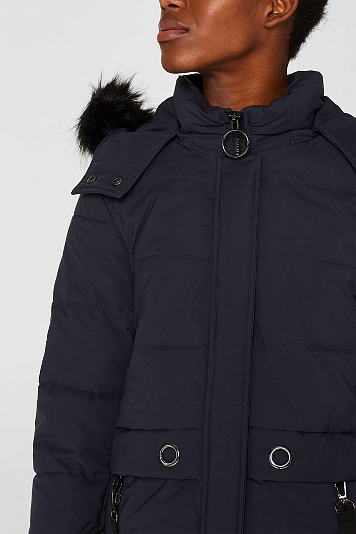 Jacket with 3M™ Thinsulate™ padding, NAVY, detail image number 2