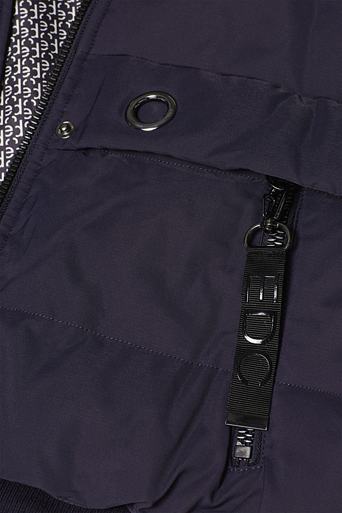Jacket with 3M™ Thinsulate™ padding, NAVY, detail image number 4