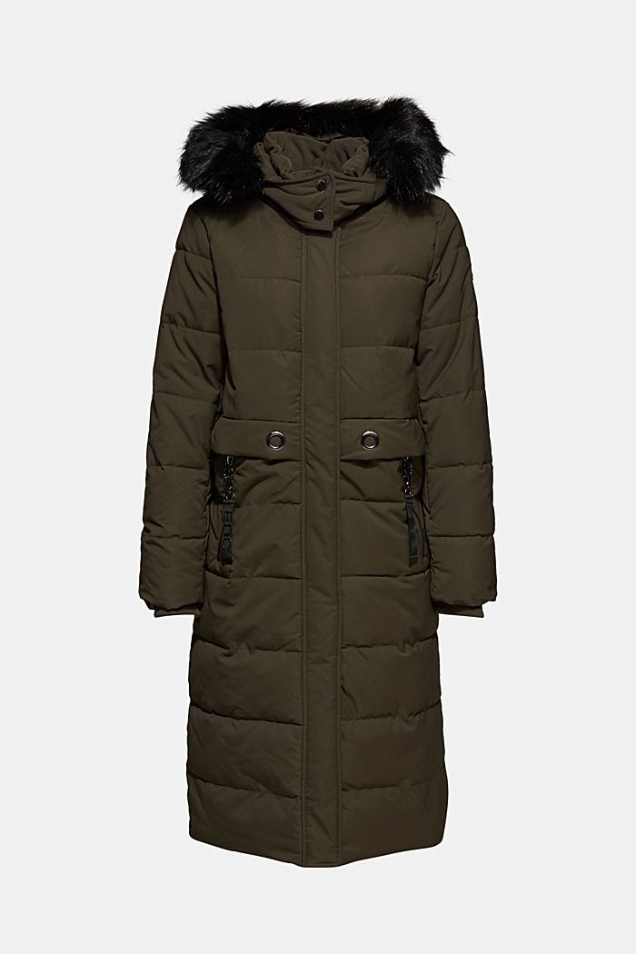 Quilted coat with 3M™ Thinsulate™ padding