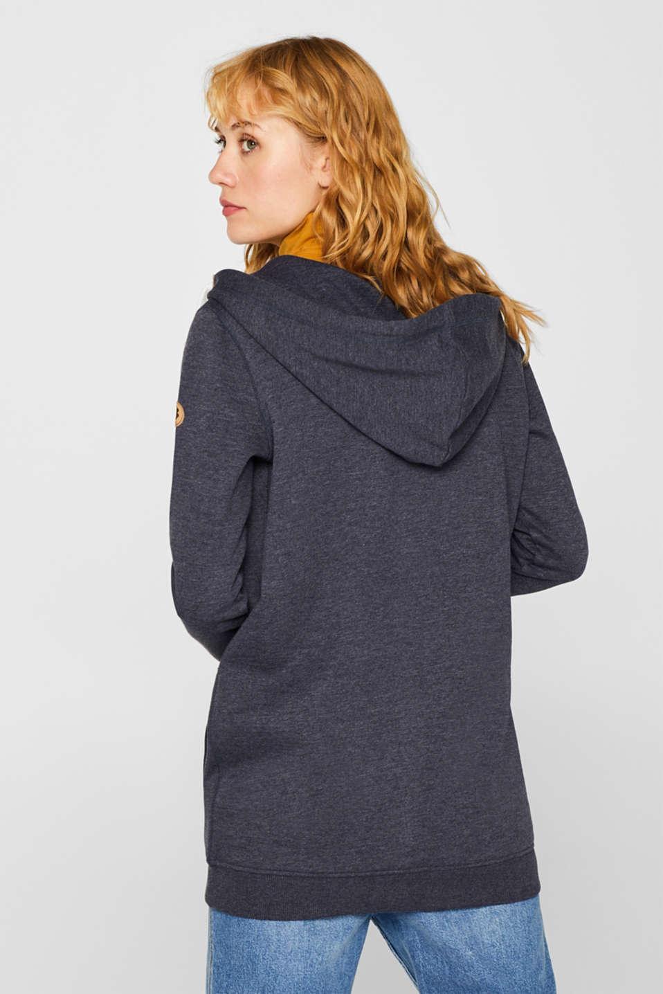 Sweatshirts, NAVY 5, detail image number 3
