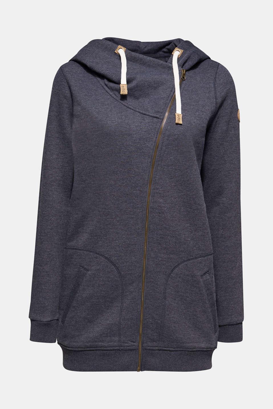 Sweatshirts, NAVY 5, detail image number 7