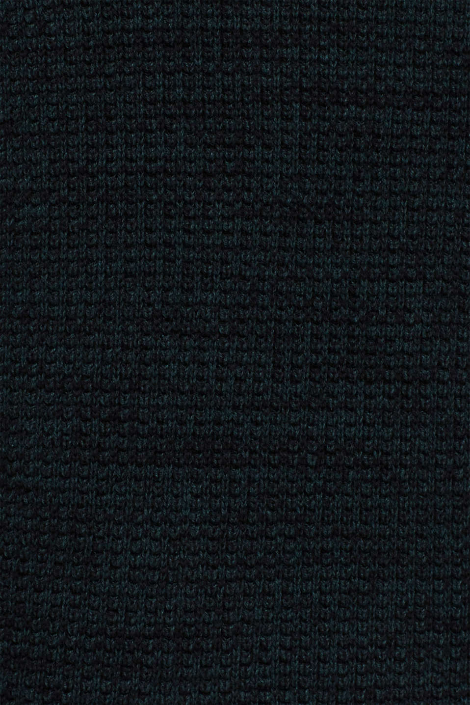 Sweaters, TEAL GREEN, detail image number 4