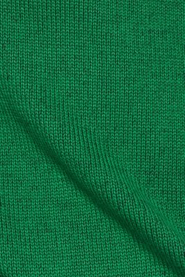 100% cotton jumper, GREEN, detail