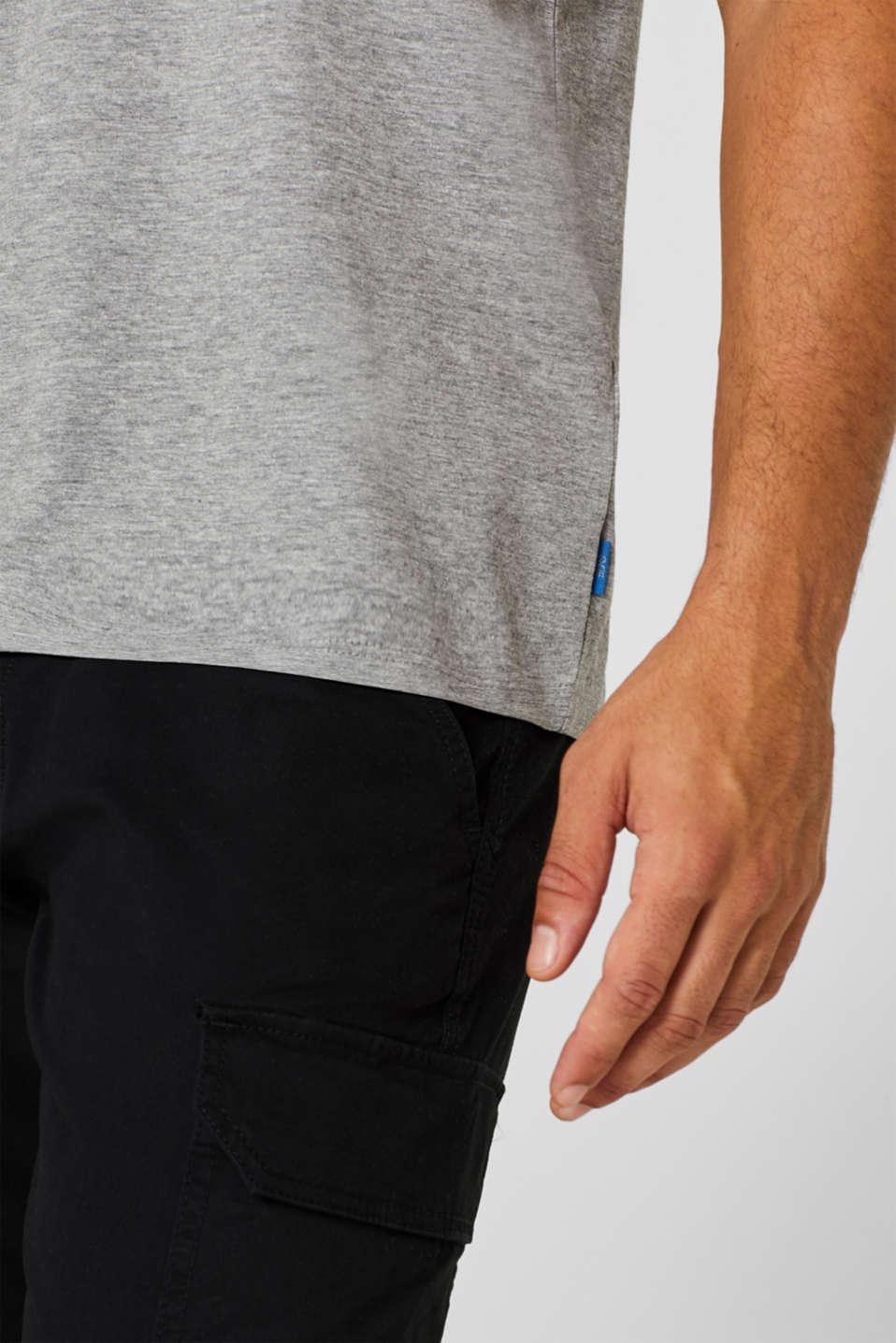 T-Shirts, GREY, detail image number 1