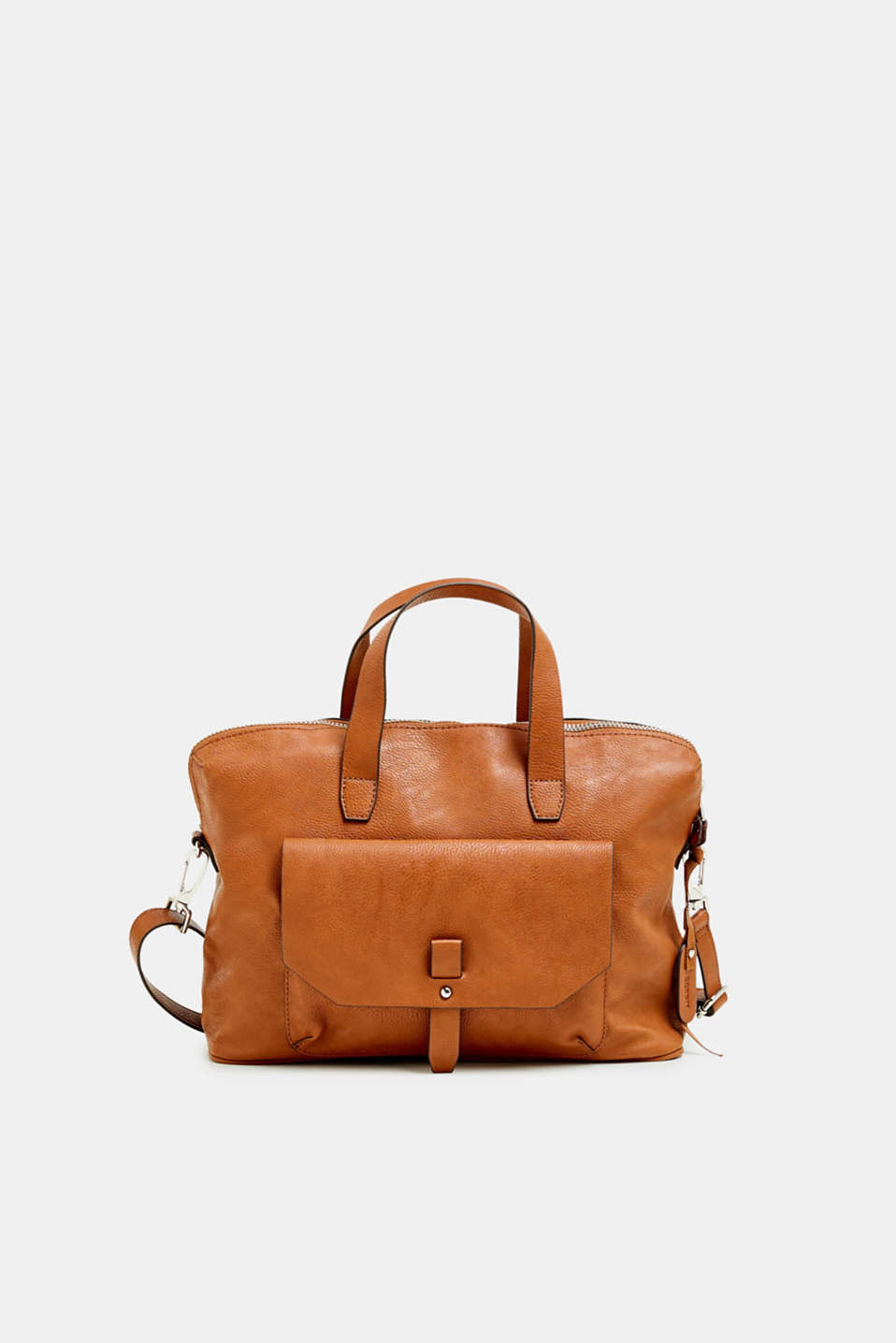 Esprit - Working Bag in Leder-Optik