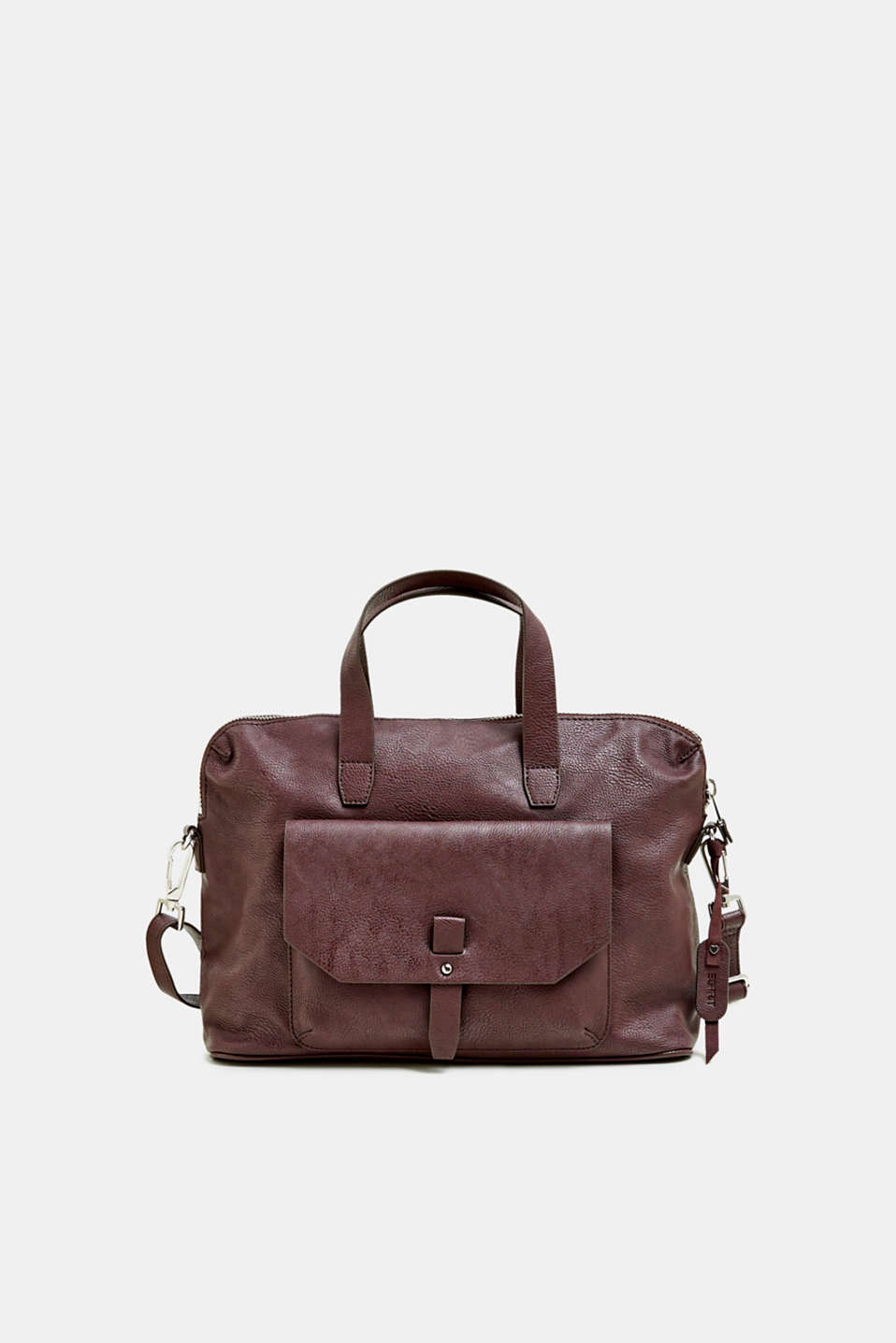 Esprit - Working bag in faux leather