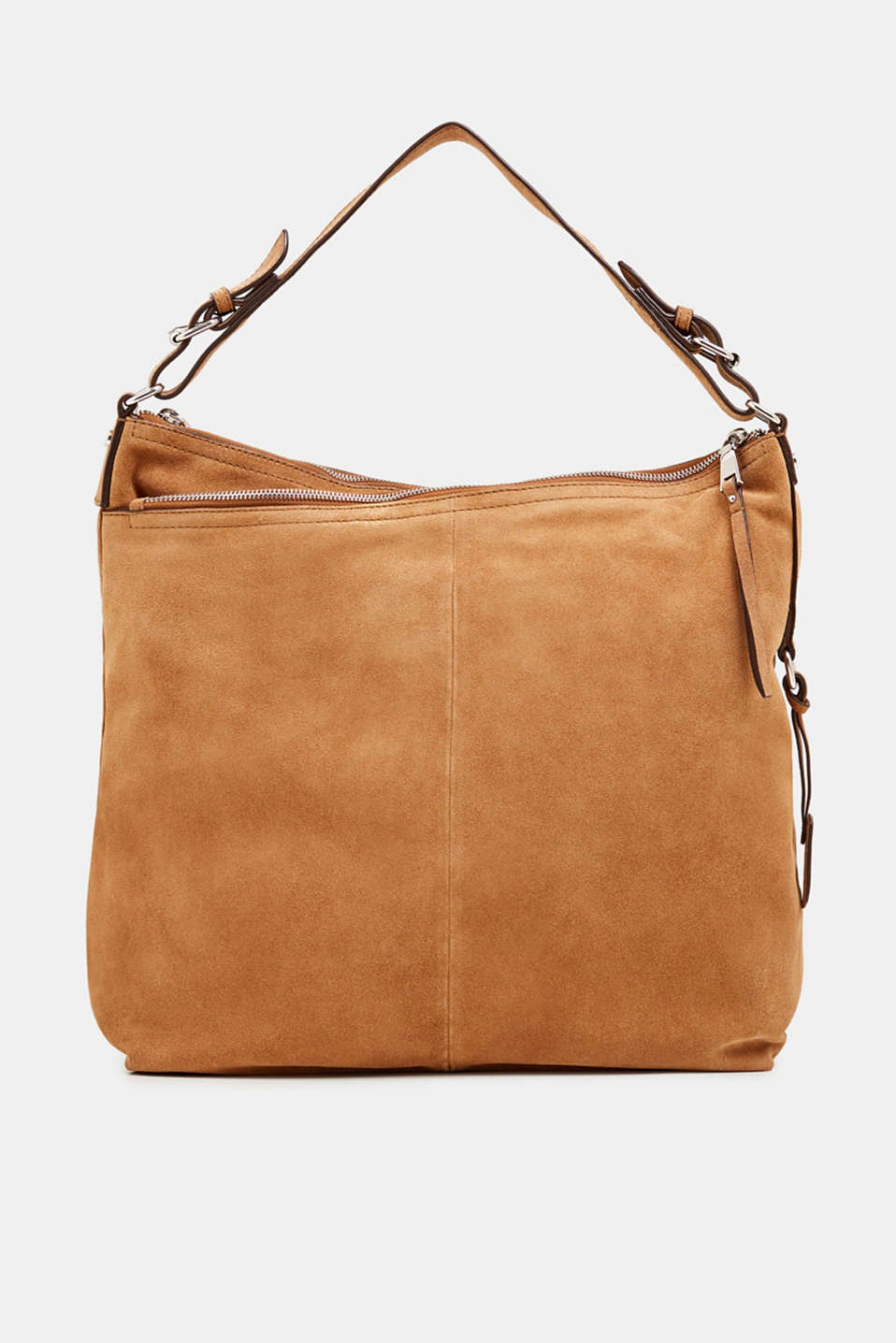 Esprit - Leren hobo bag