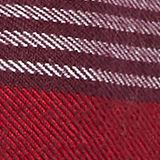 Scarf with LENZING™ ECOVERO™, BORDEAUX RED, swatch