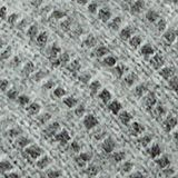 Scarf with textured stripes, MEDIUM GREY, swatch