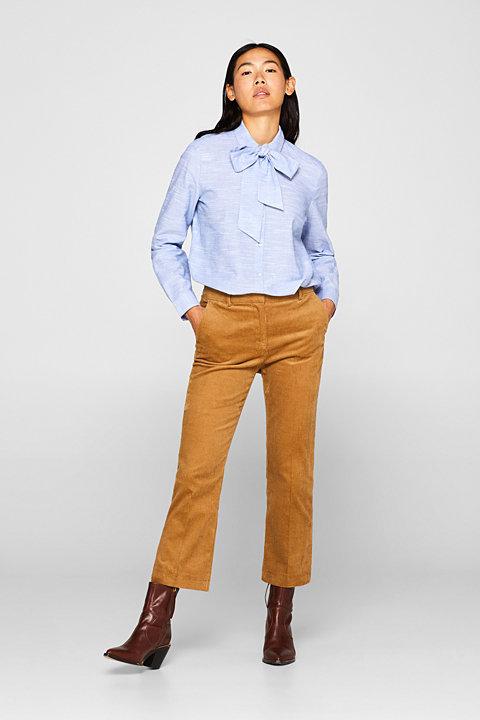 CORDUROY mix + match corduroy trousers