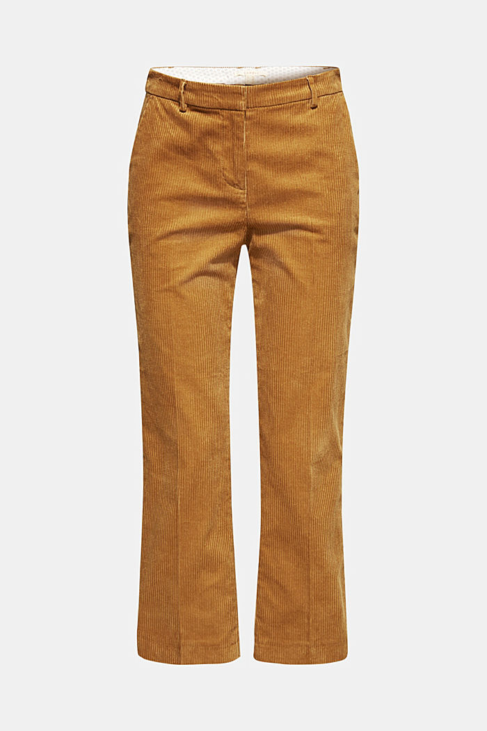 CORDUROY Mix + Match Cordhose, CAMEL, detail image number 7