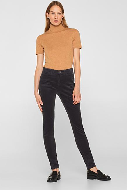 bons plans 2017 usine authentique nombreux dans la variété Esprit : Pantalons femme sur notre boutique en ligne   ESPRIT