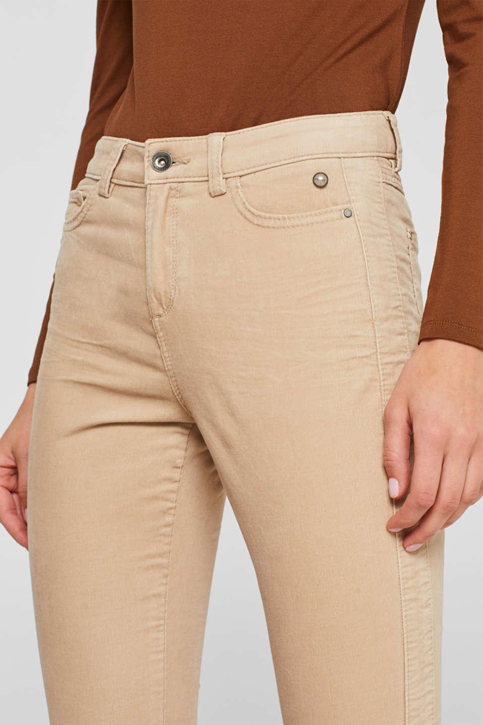 Pants woven, LIGHT BEIGE, detail image number 2