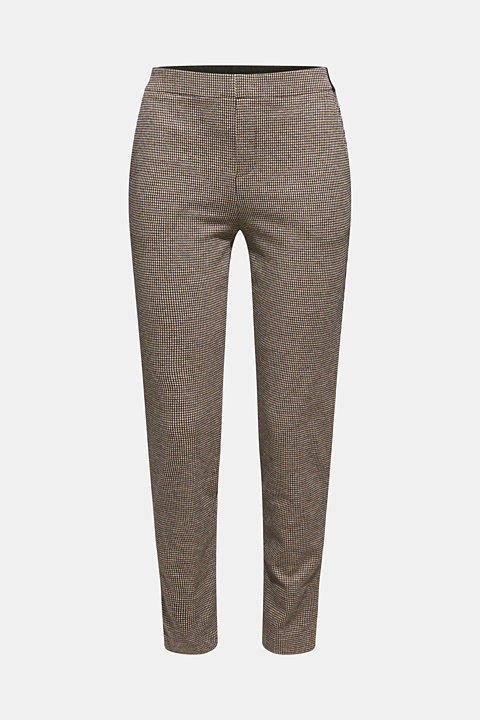JERSEY SUIT mix + match stretch trousers