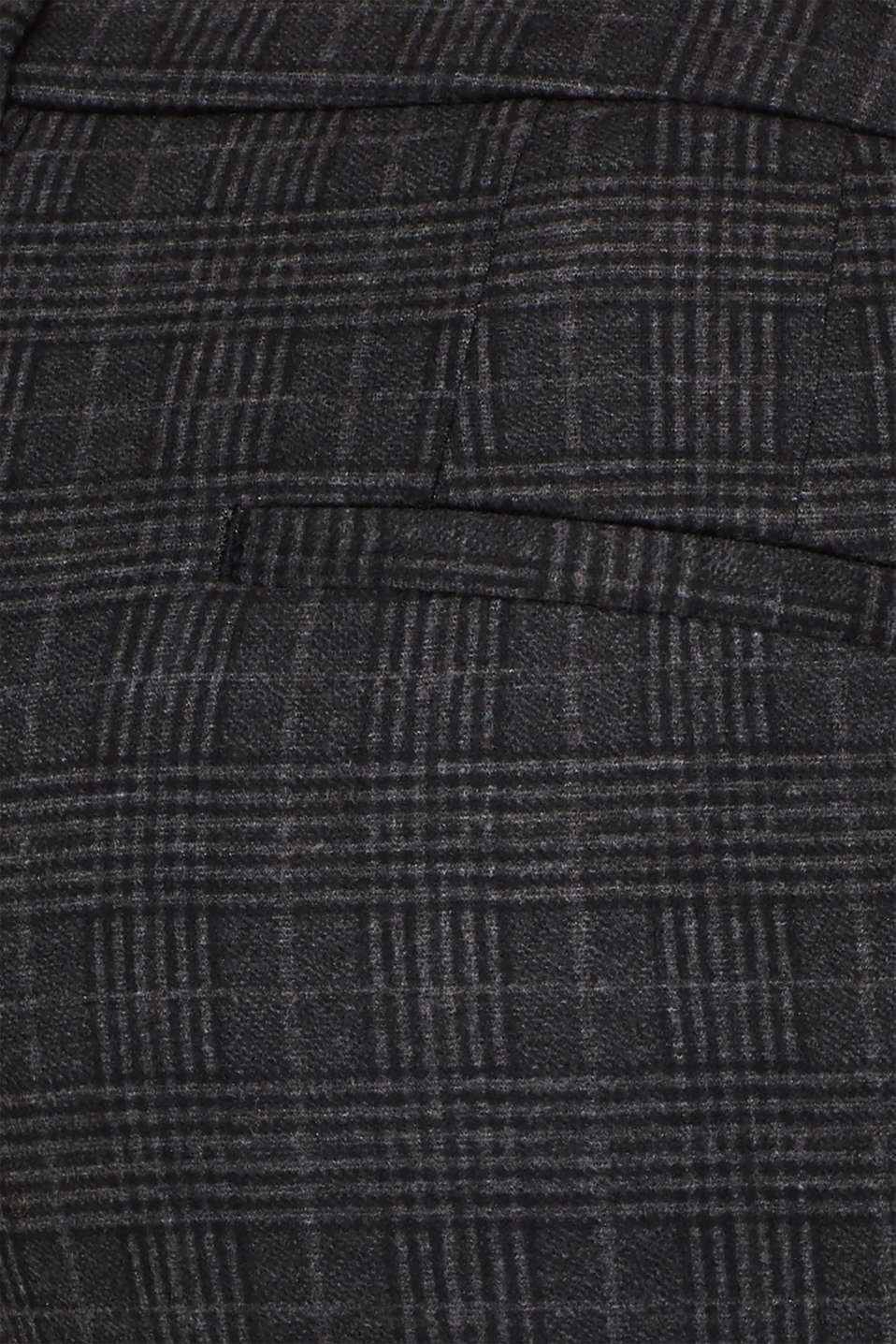 Pants woven, ANTHRACITE 2, detail image number 4
