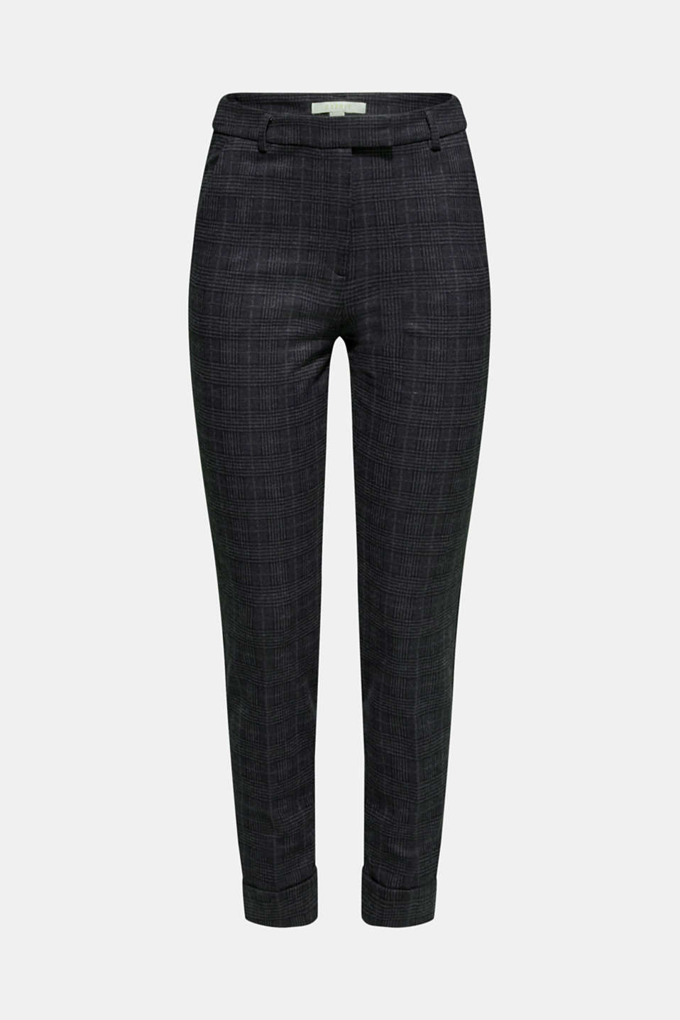 Pants woven, ANTHRACITE 2, detail image number 7