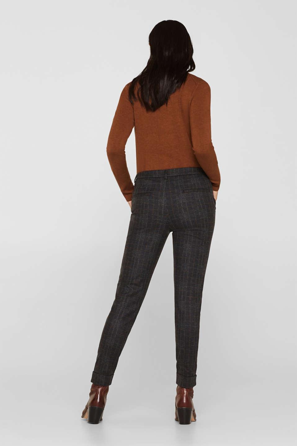 Pants woven, CINNAMON, detail image number 3