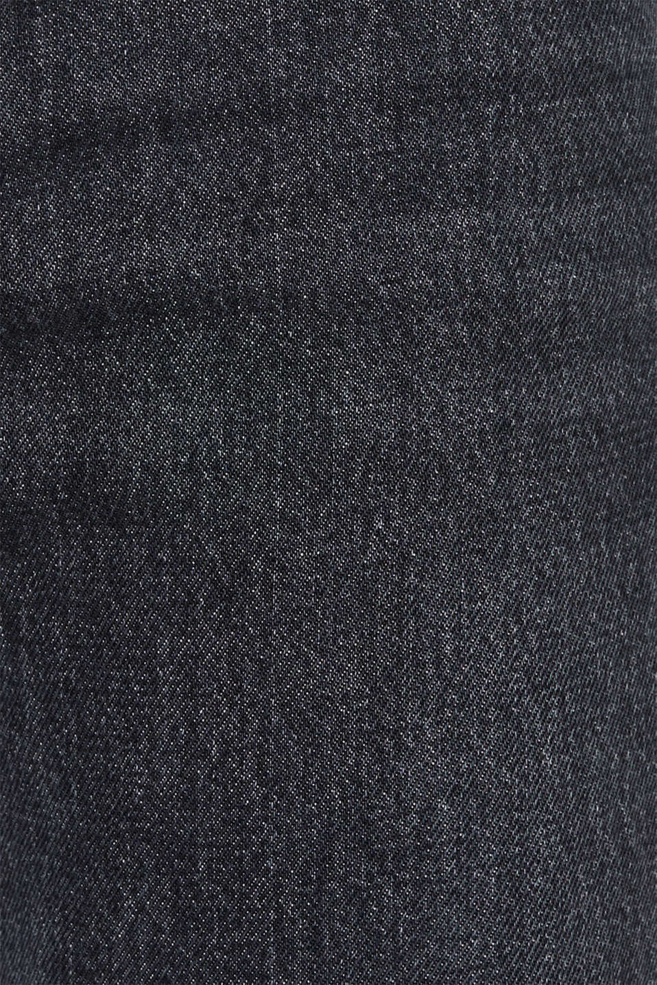 #throwback jeans made of 100% cotton, BLACK MEDIUM WASH, detail image number 5