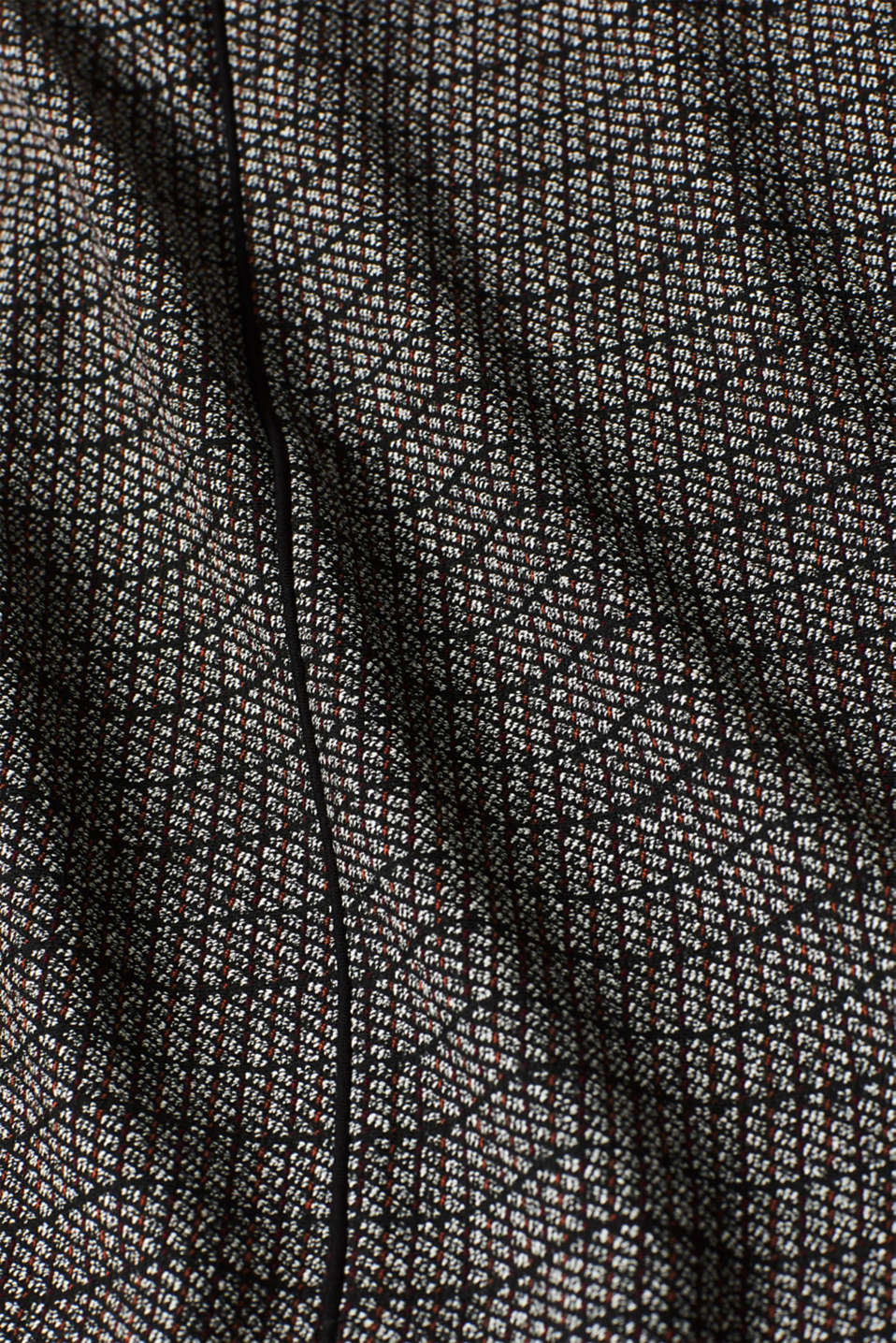 Skirts knitted, BLACK, detail image number 4