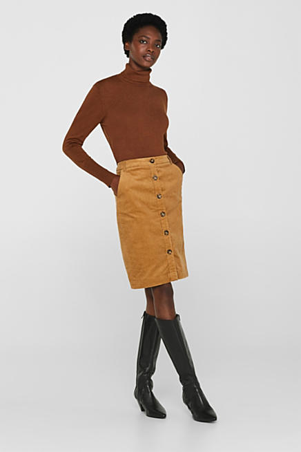 hot sale online d0a13 860ca Midi und Maxi Röcke für Damen im Online Shop kaufen   ESPRIT