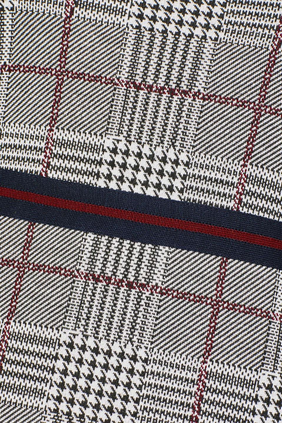 Dresses knitted, GARNET RED, detail image number 4