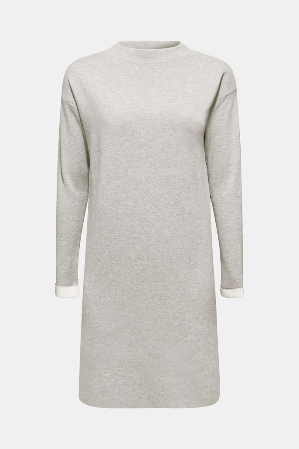 Dresses flat knitted, LIGHT GREY 5, detail image number 6