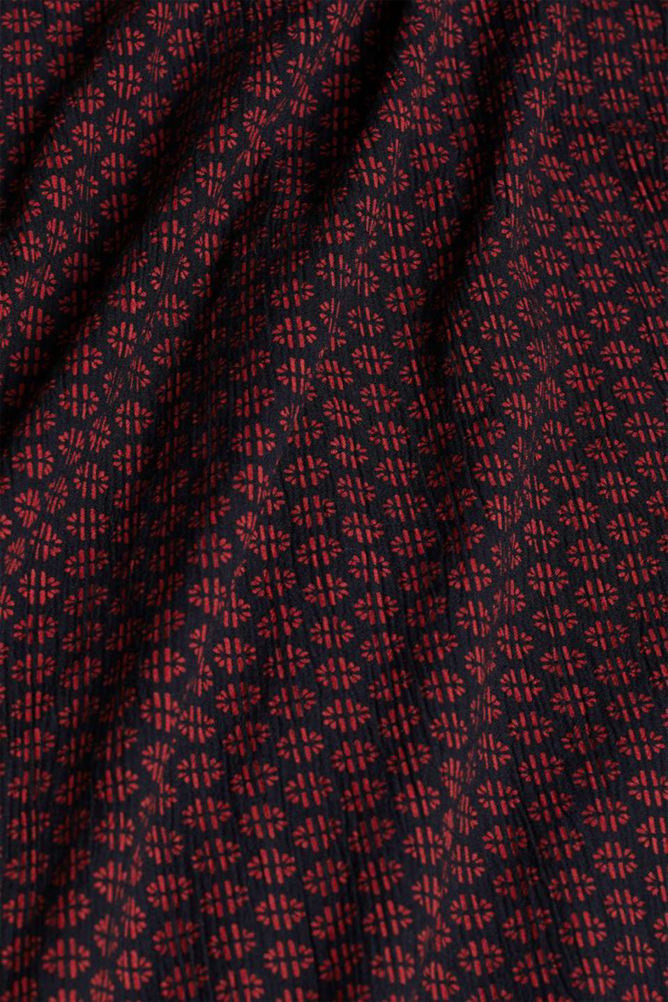 Dresses light woven, GARNET RED, detail image number 4