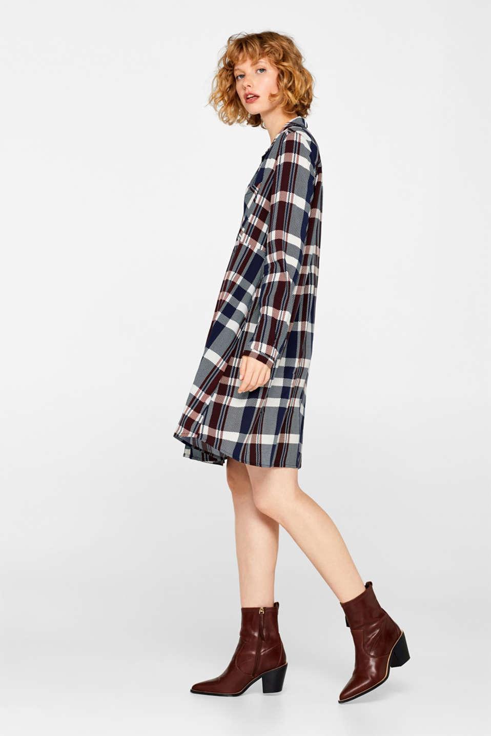 Dresses light woven, NAVY, detail image number 4