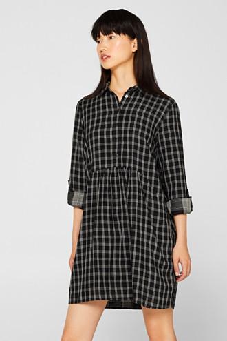 Shirt dress, 100% cotton