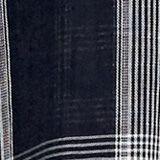 Tunika-Bluse mit Organic Cotton, NAVY, swatch
