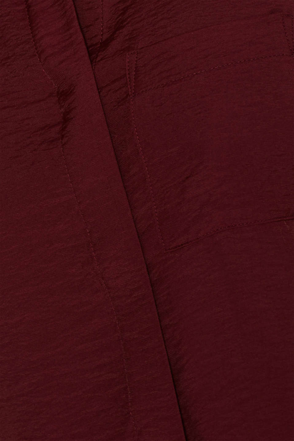 Blouses woven, GARNET RED, detail image number 4